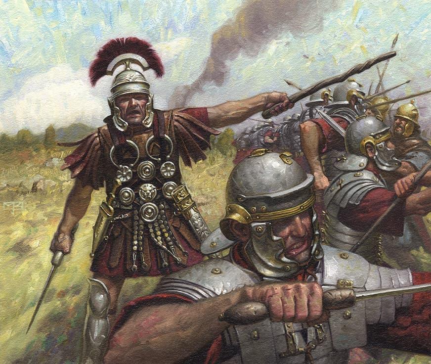 Resultado de imagen de centurión romano