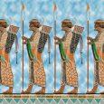 inmortales persas