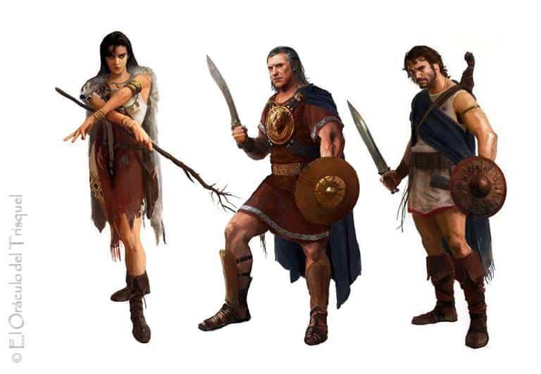 guerreros-iberos