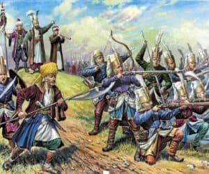 ejercito otomano