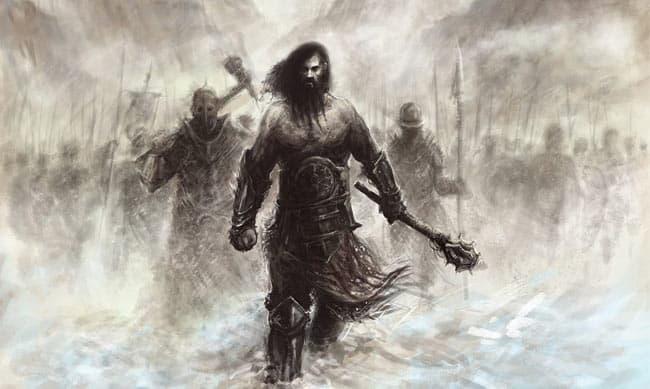 historia de los guerreros