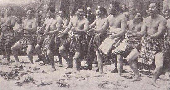 cultura maorí