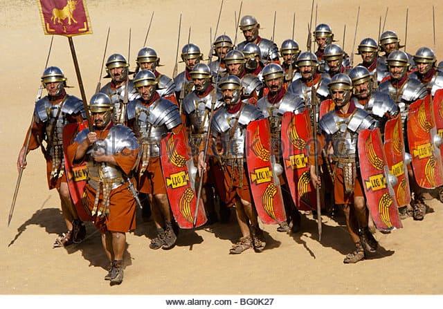 roman-soldiers-at-jerash-jordan-bg0k27
