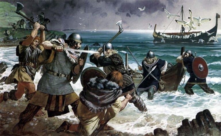 Los Vikingos Ficha Vida Y Características Guerreros
