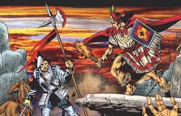 Fotos de guerreros incas 71