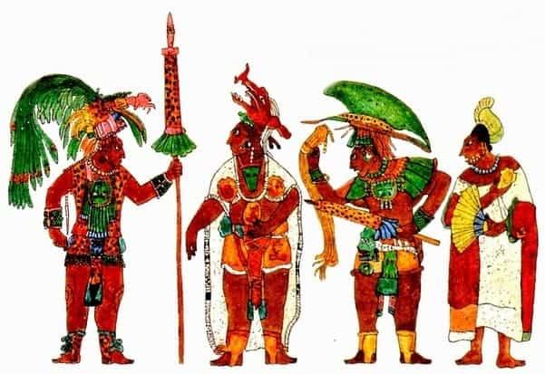 Todo Sobre El Guerrero Maya Guerreros
