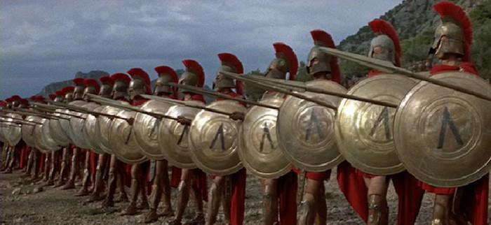 falange griega-espartana