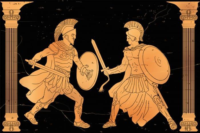 guerreros antiguos