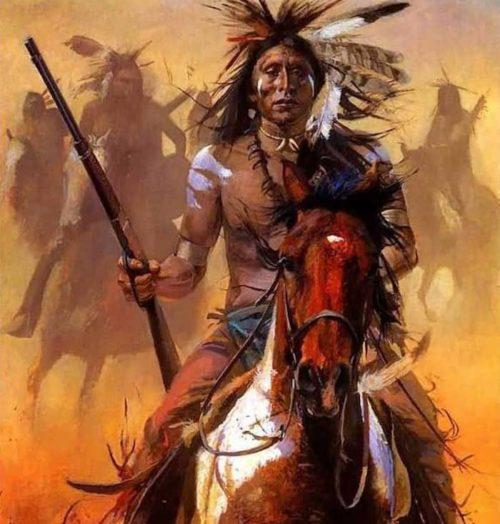 guerreros apaches