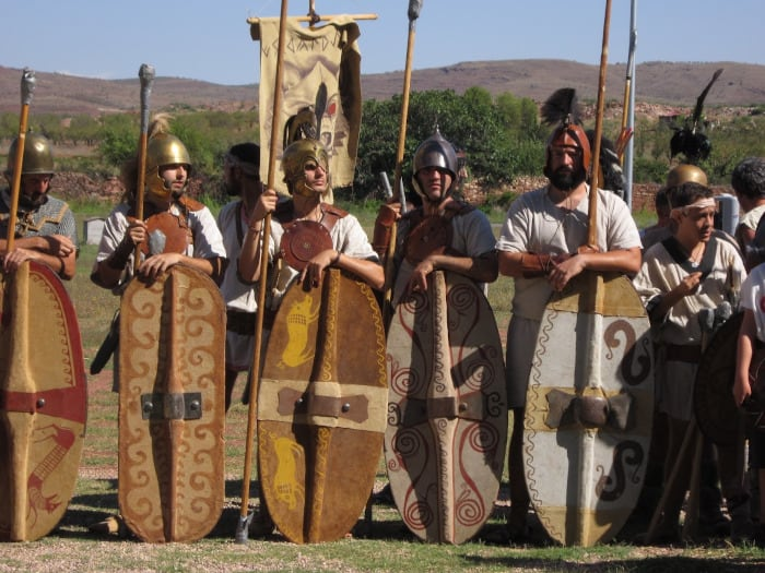 guerreros celtiberos_1