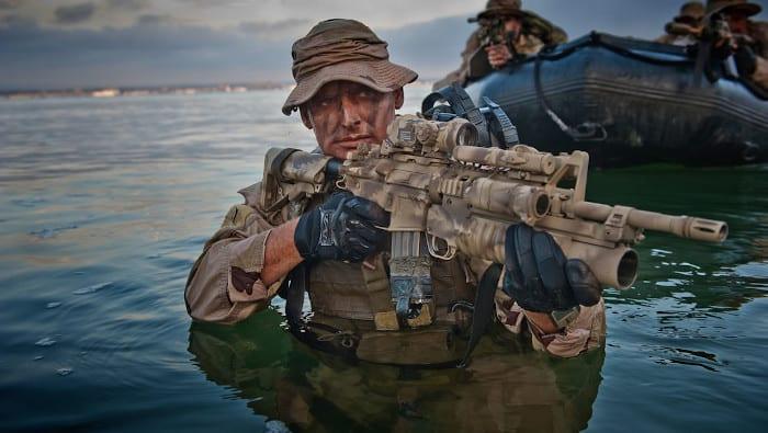 navy seals-guerreros del siglo XX