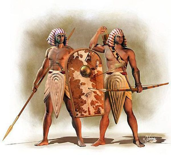 guerreros egipcios_1