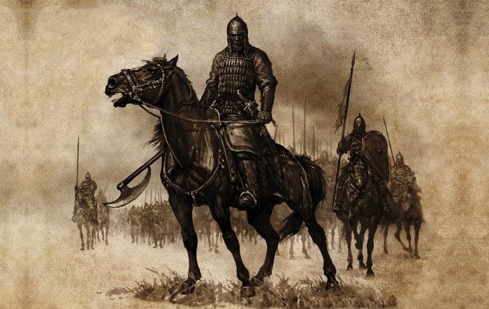 guerreros legendarios historia