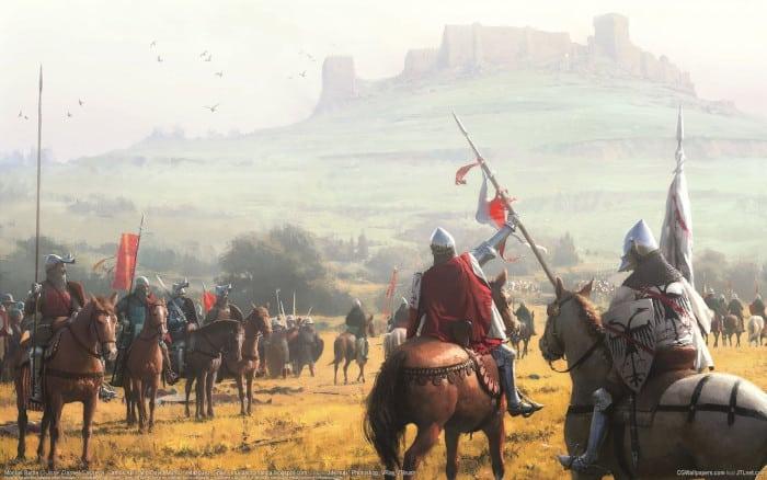 guerreros medievales_3