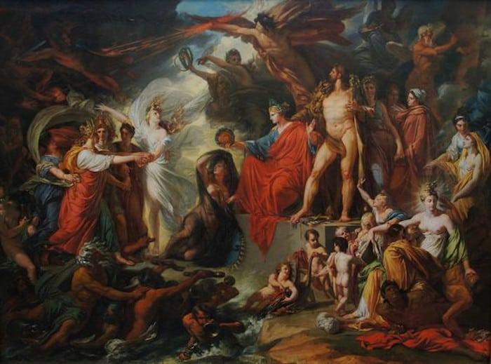 guerreros mitologia romana_1
