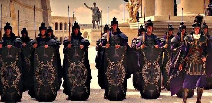 pretorianos - guardia pretoriana